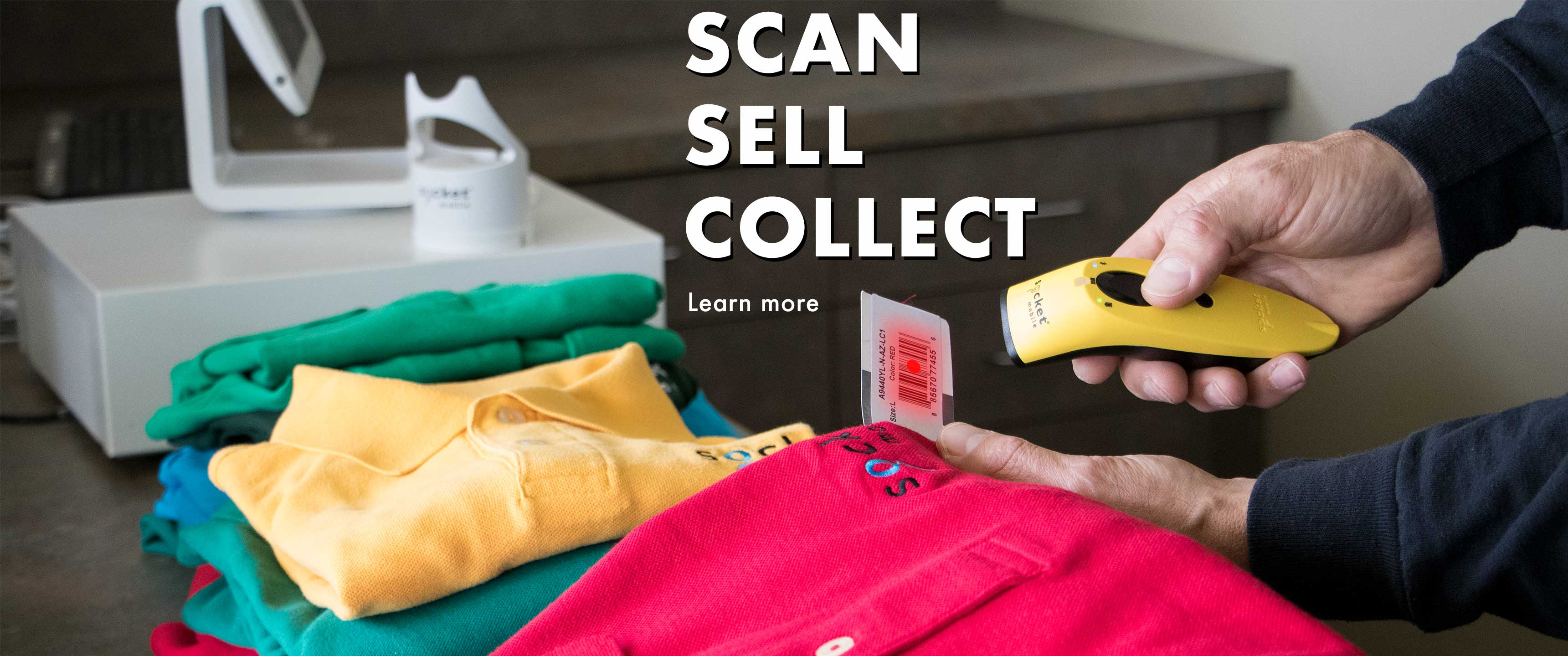 Socket Mobile | Bluetooth Barcode Scanners | QR code reader I